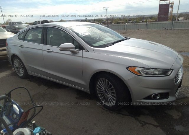 Inventory #280535947 2016 FORD FUSION