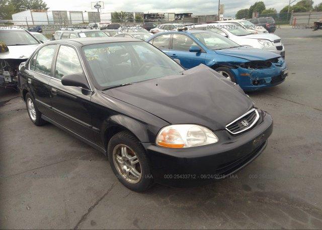 Inventory #830541445 1998 Honda CIVIC