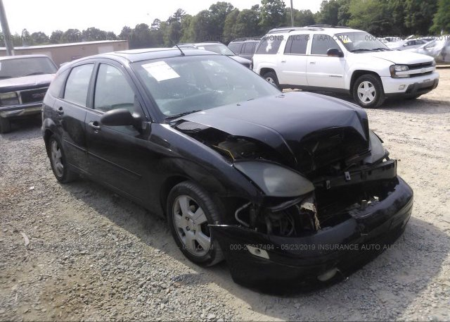 Inventory #488019362 2004 FORD FOCUS