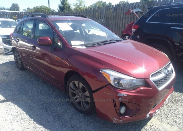 Inventory #809414232 2014 Subaru IMPREZA