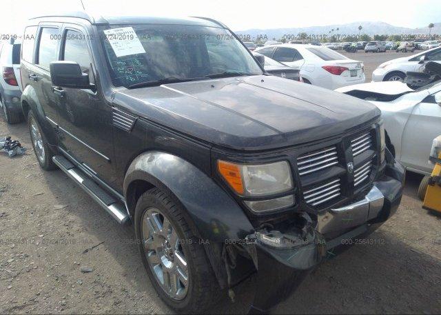 Inventory #710699347 2010 Dodge NITRO