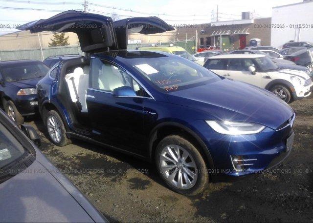 Inventory #583484693 2018 Tesla MODEL X
