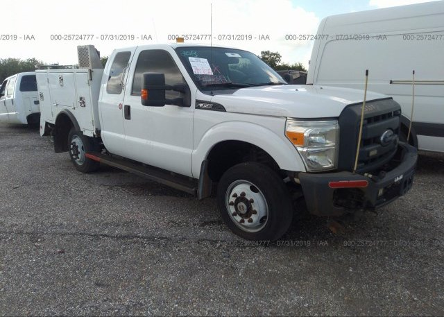Inventory #989577400 2013 FORD F350