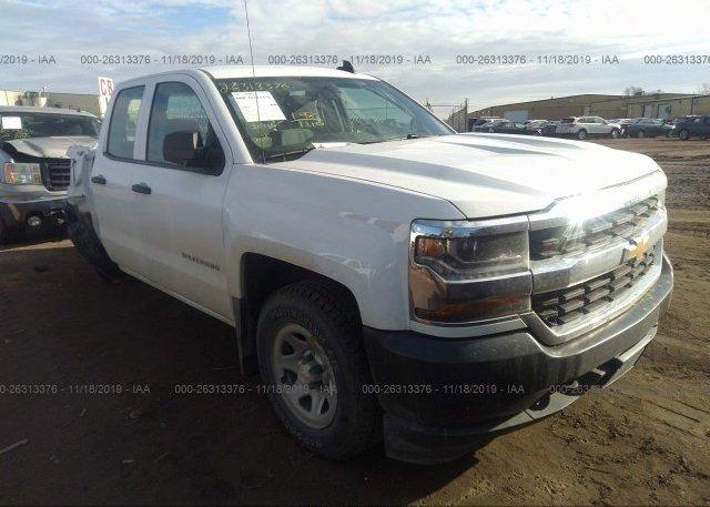 Inventory #975476629 2016 Chevrolet SILVERADO