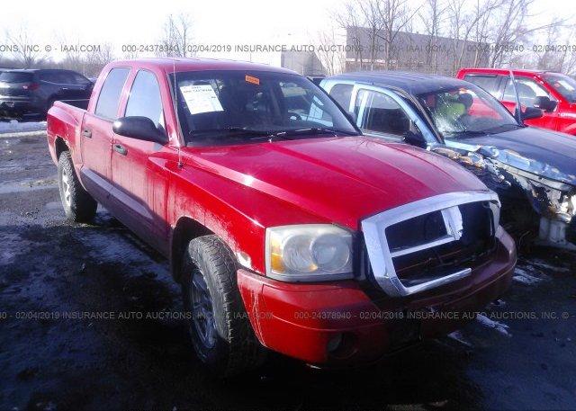 Inventory #704974022 2005 Dodge DAKOTA