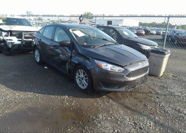 Inventory #535747212 2018 FORD FOCUS
