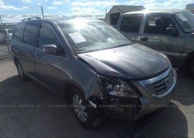 Inventory #395081819 2009 Honda ODYSSEY