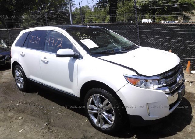 Inventory #518208060 2013 FORD EDGE