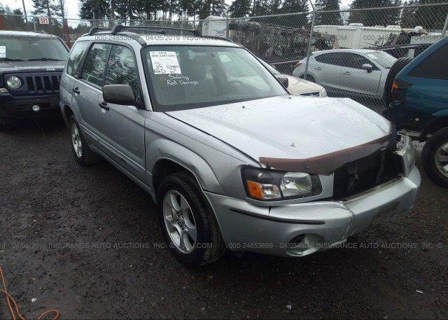 Inventory #628824290 2003 Subaru FORESTER
