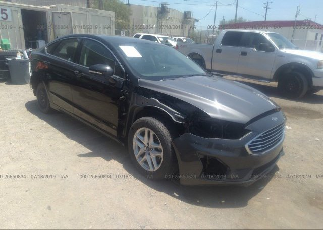 Inventory #929960114 2015 FORD FUSION