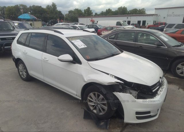 Inventory #706298759 2016 Volkswagen GOLF SPORTWAGEN