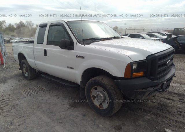 Inventory #480927926 2006 FORD F250