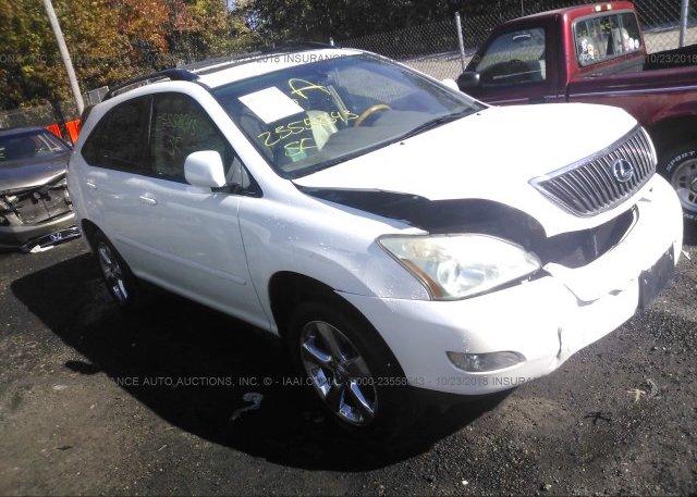 Inventory #827957537 2006 Lexus RX