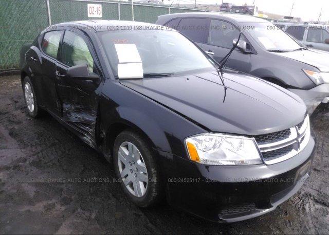 Inventory #429032635 2014 Dodge AVENGER