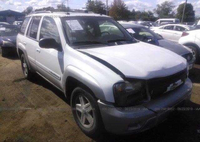 Inventory #962345088 2004 Chevrolet TRAILBLAZER