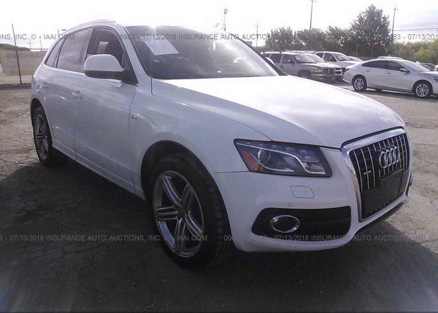 Inventory #580858485 2011 AUDI Q5