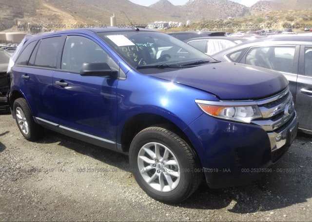 Inventory #292430204 2013 FORD EDGE