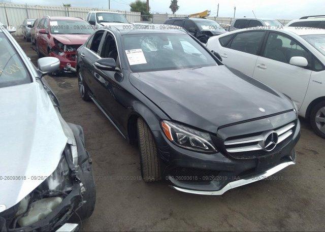 Inventory #174946219 2015 Mercedes-benz C