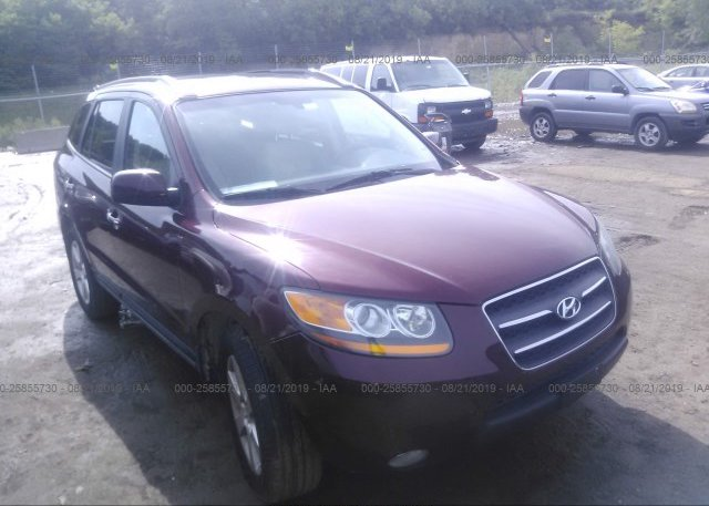 Inventory #791948601 2008 Hyundai SANTA FE