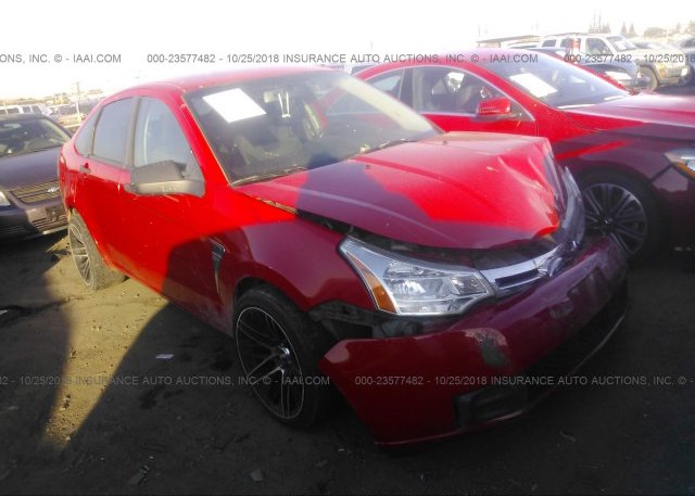Inventory #141009641 2008 FORD FOCUS