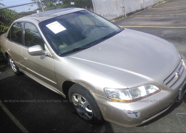 Inventory #783074514 2002 Honda ACCORD