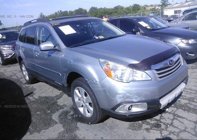 Inventory #127367353 2012 Subaru OUTBACK