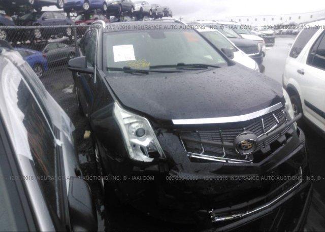 Inventory #771835262 2011 Cadillac SRX