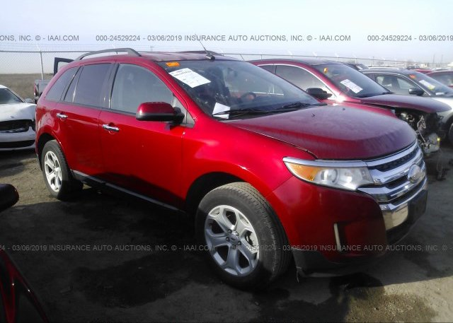 Inventory #781639789 2011 FORD EDGE