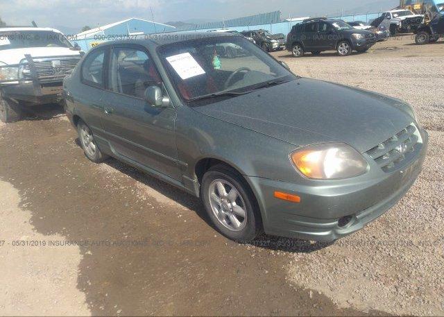 Inventory #270764107 2004 Hyundai ACCENT
