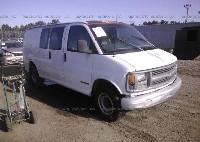 Inventory #711522583 1998 Chevrolet EXPRESS G2500