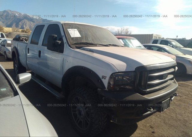 Inventory #881893385 2001 FORD F350