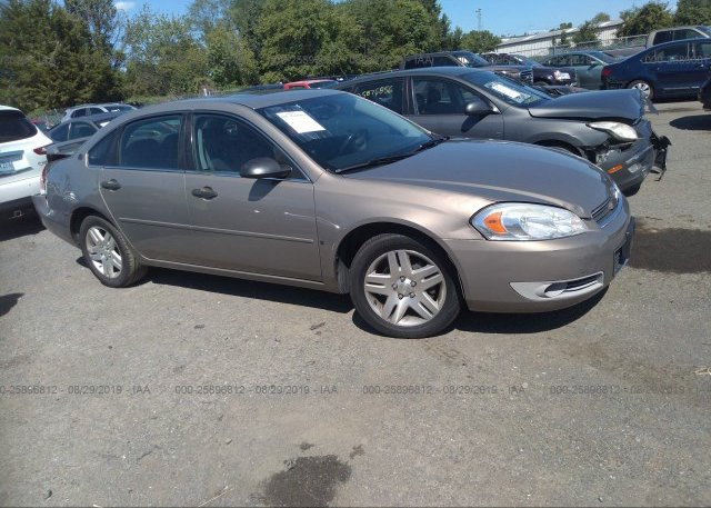 Inventory #792299488 2007 Chevrolet IMPALA
