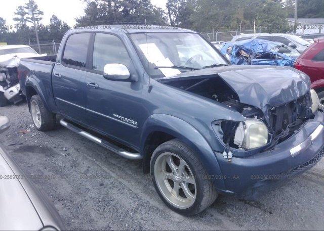 Inventory #415297213 2006 Toyota TUNDRA
