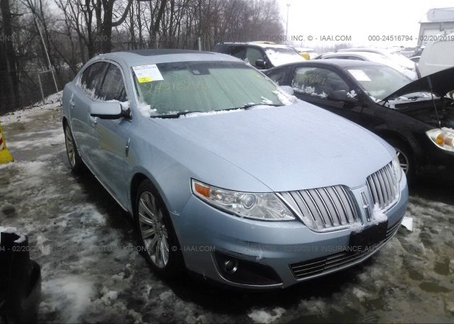 Inventory #888784104 2009 Lincoln MKS