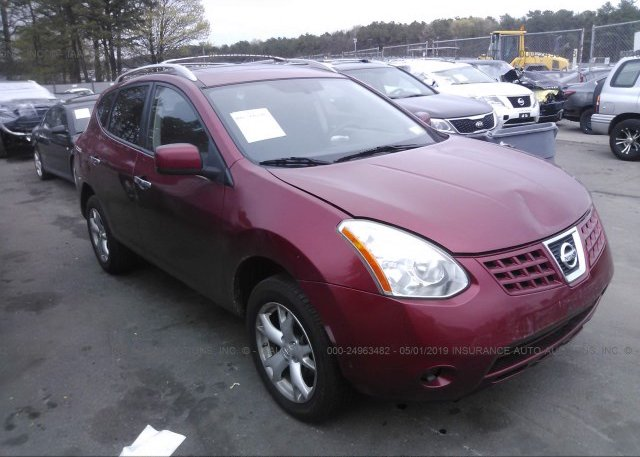 Inventory #826450915 2010 Nissan ROGUE