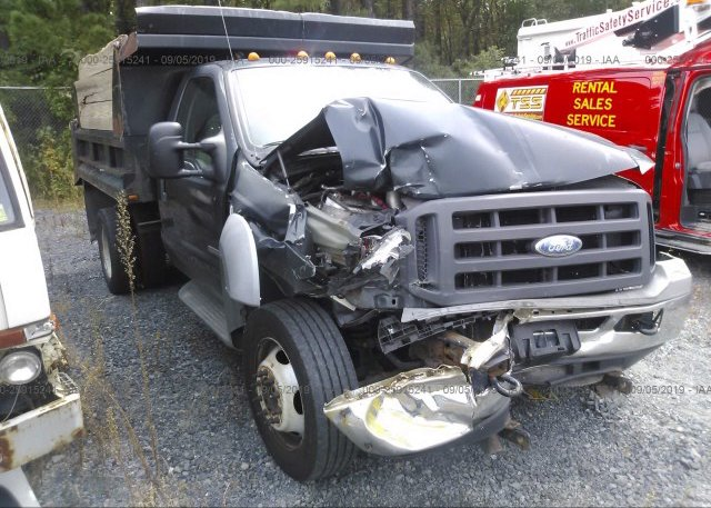 Inventory #513245543 2005 FORD F550