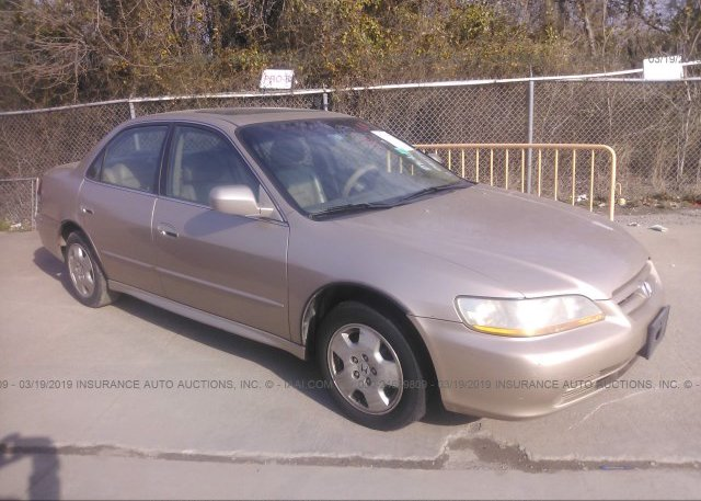 Inventory #652833272 2002 Honda ACCORD