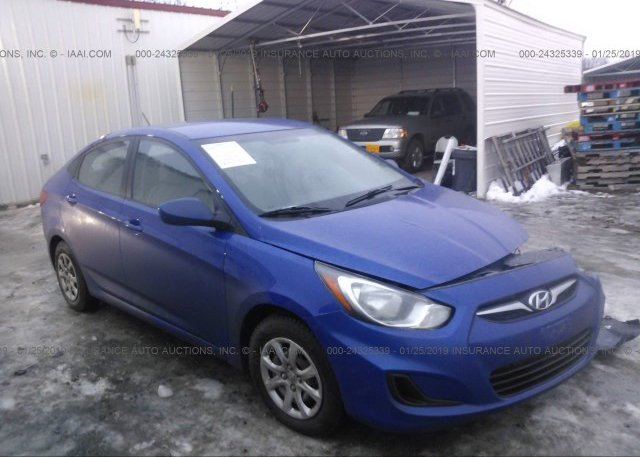 Inventory #535361410 2014 HYUNDAI ACCENT