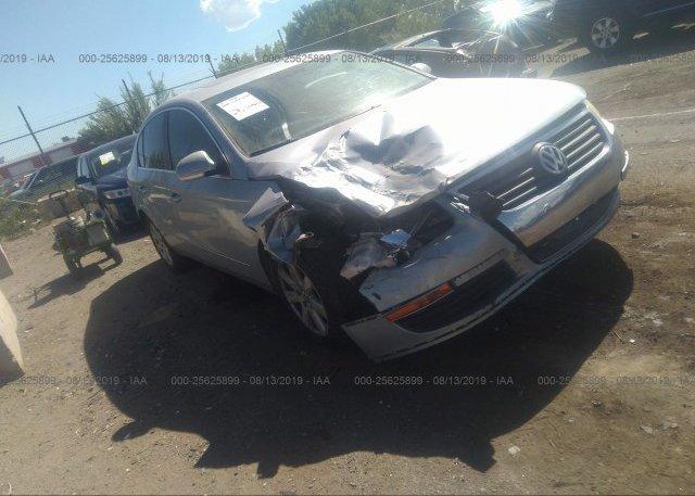 Inventory #697888841 2006 Volkswagen PASSAT