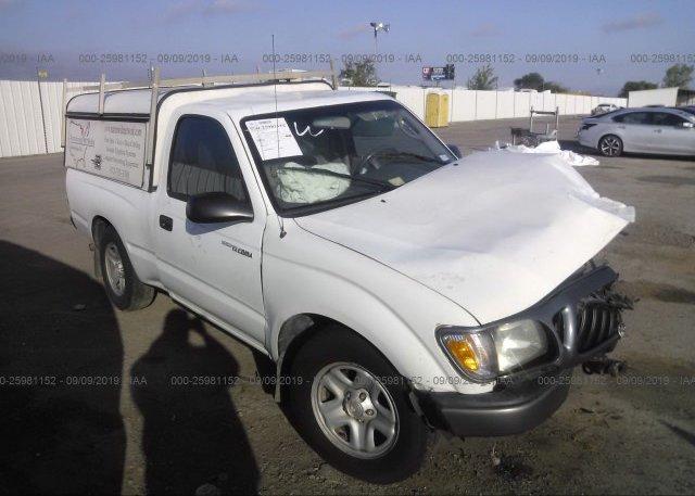 Inventory #167068959 2004 Toyota TACOMA