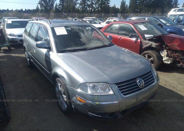 Inventory #219972801 2005 Volkswagen PASSAT