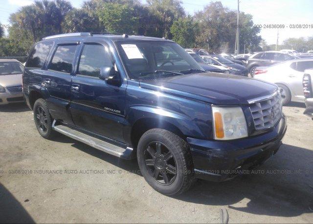 Inventory #866447419 2004 Cadillac ESCALADE