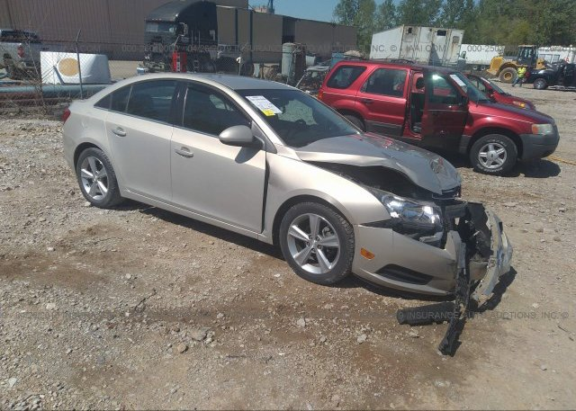 Inventory #377443595 2012 Chevrolet CRUZE