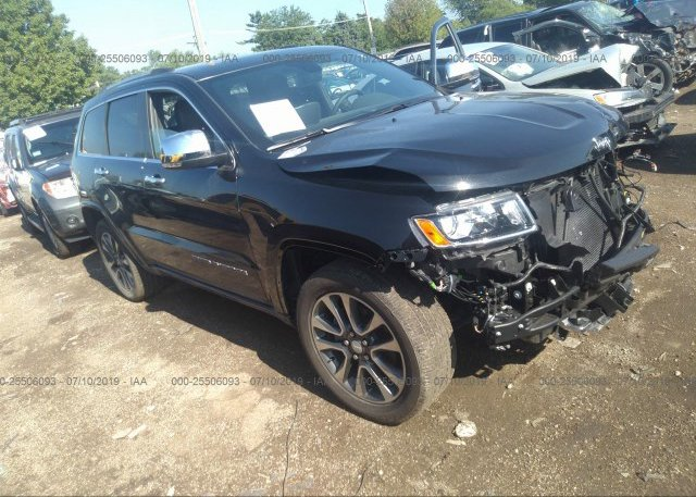 Inventory #845020072 2018 JEEP GRAND CHEROKEE