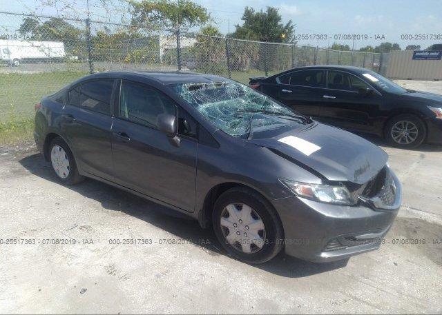 Inventory #598378460 2013 Honda CIVIC