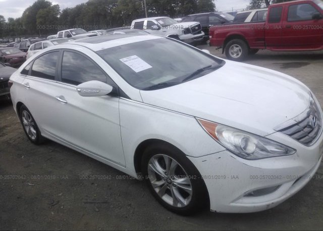 Inventory #757798714 2011 Hyundai SONATA