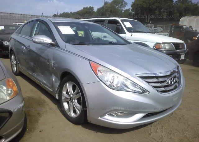 Inventory #486306036 2011 Hyundai SONATA