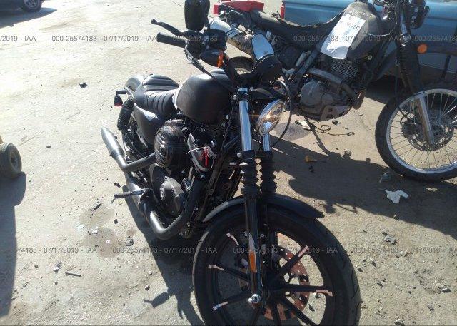 Inventory #934107413 2018 Harley-Davidson XL883