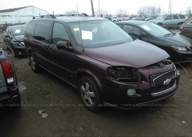 Inventory #959119239 2008 Chevrolet UPLANDER