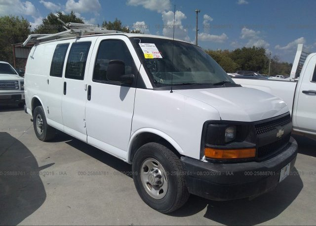 Inventory #146268225 2011 Chevrolet EXPRESS G2500